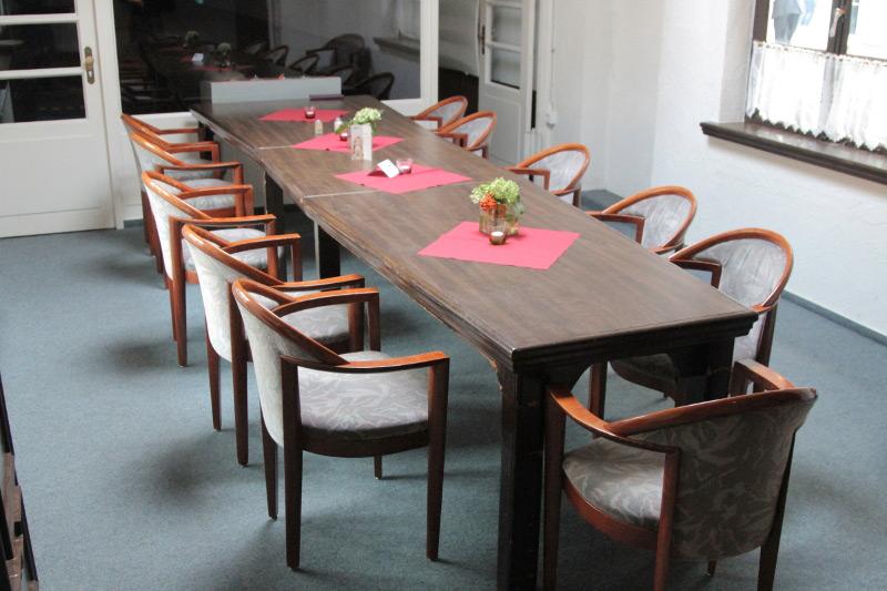 Doppelkegelbahn | Räumlichkeiten Gasthaus Restaurant Nobel Moordeich