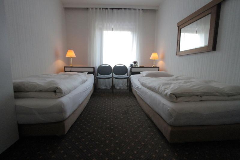 Doppelzimmer | Räumlichkeiten Gasthaus Restaurant Nobel Moordeich
