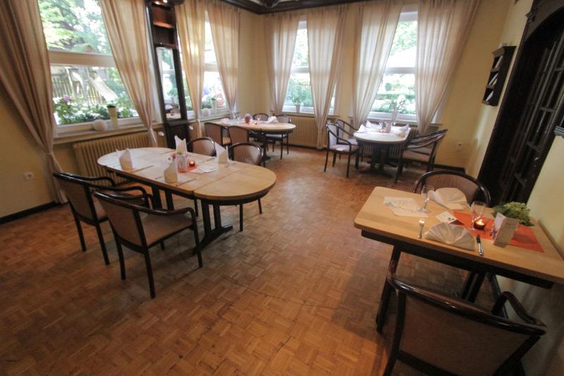 Veranda | Räumlichkeiten Gasthaus Restaurant Nobel Moordeich